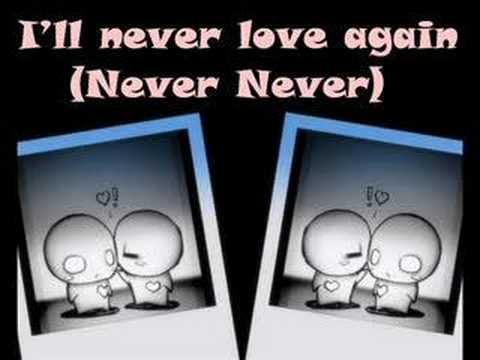 Taio Cruz - I ll never love again