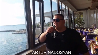 Artur Nadosyan - Live sound check