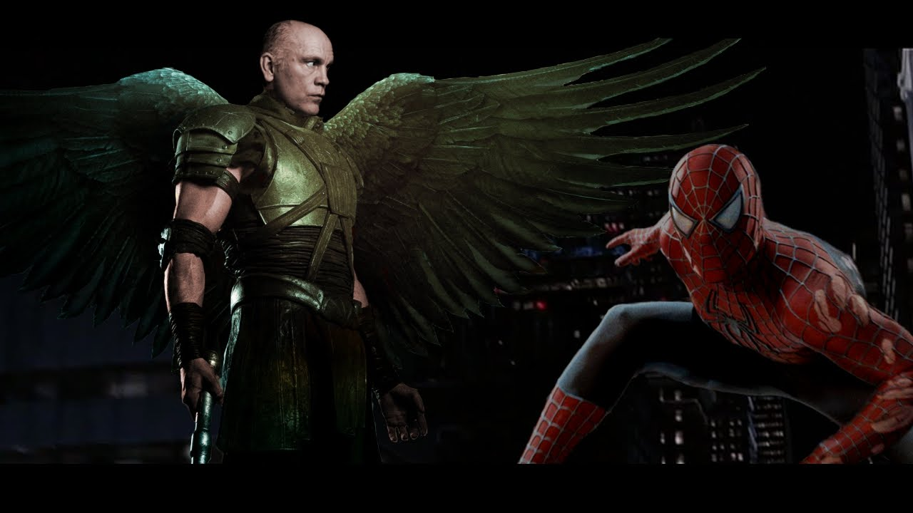 Spider-Man 4 Directed by Sam Raimi Theatrical Trailer ... Tobey Maguire
