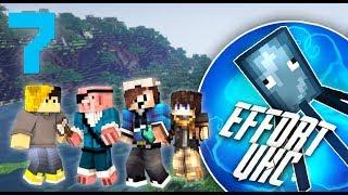 EffortUHC - פרק 7