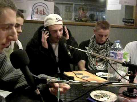 20Syl @ Radio D4B - Melle