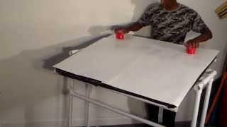 How To Make A Drafting Table