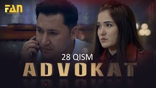 Advokat seriali (28 qism) | Адвокат сериали (28 қисм)