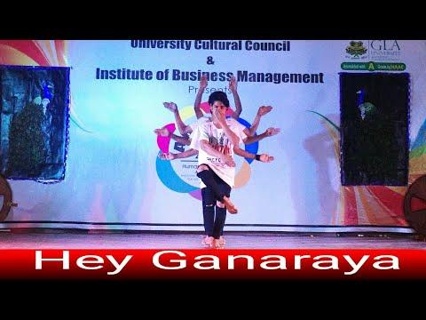 Hey Ganaraya dance performance by Stepup boys