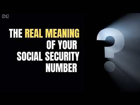 What Your Social Security Number Means