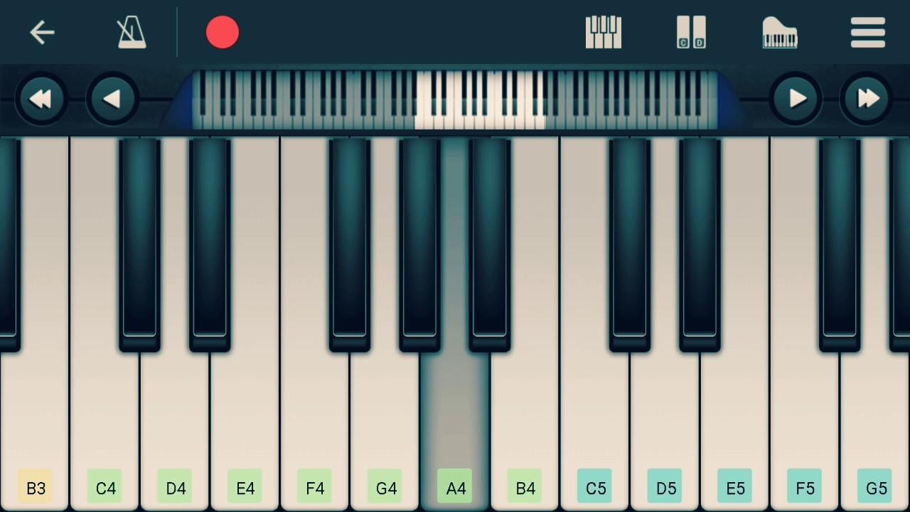 Kal ho na ho piano song srk youtube kal ho na ho piano song srk hexwebz Images