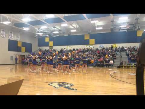Two cool routines ririe high school