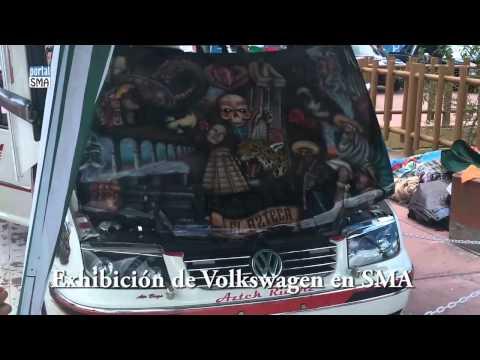 San Miguel de Allende, Gto Exhibición de Autos Volkswagen 2014 Portalsma.mx