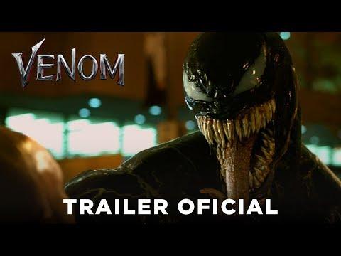 VENOM  Trailer  Dublado