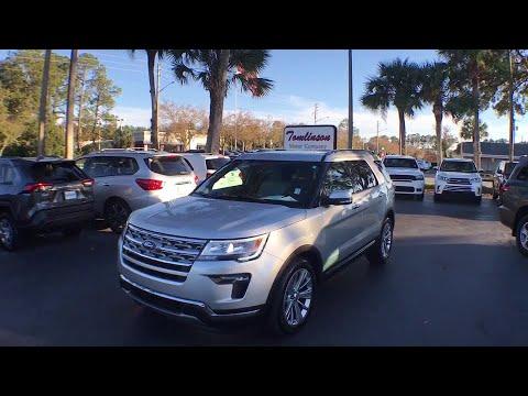 2019 Ford Explorer Gainesville, Ocala, Lake City, Jacksonville, St Augustine, FL 9450
