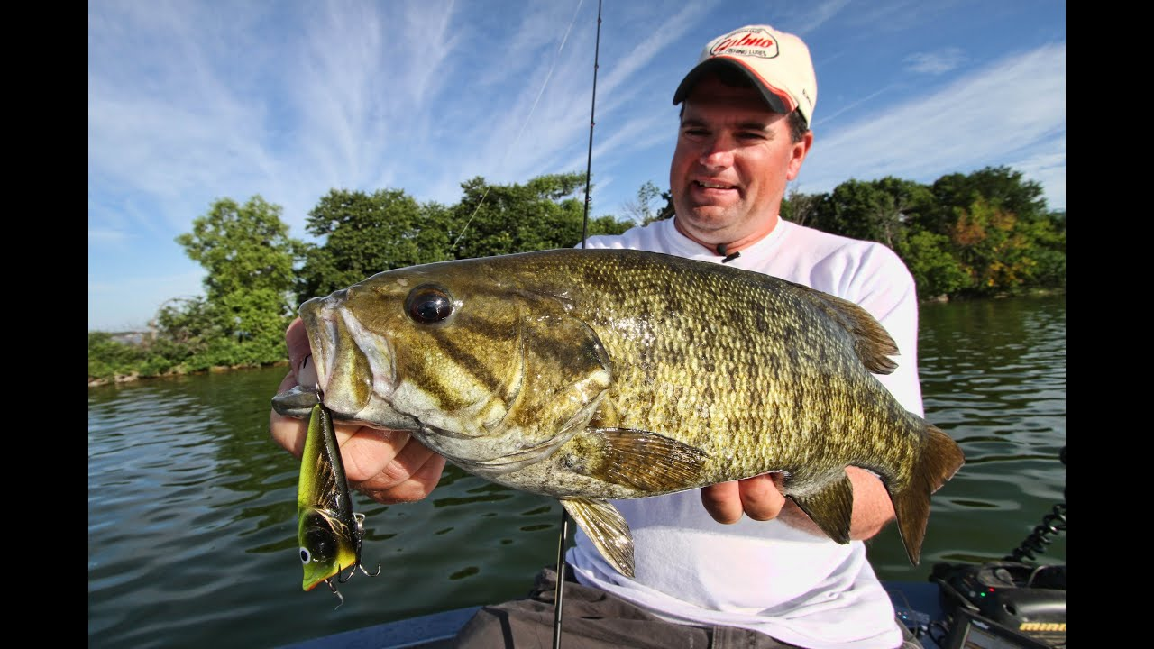 Glacial lakes south dakota bass fishing youtube for Dakota angler fishing reports