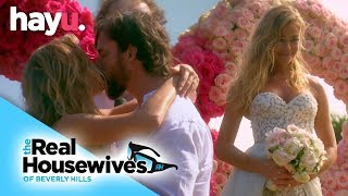 Denise Richards Gets Married! | Season 9 | Real Housewives Of Beverly Hills