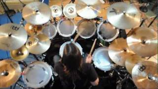 Download Charly Carretón - Avenged Sevenfold - Nightmare (Drum cover) Mp3 and Videos