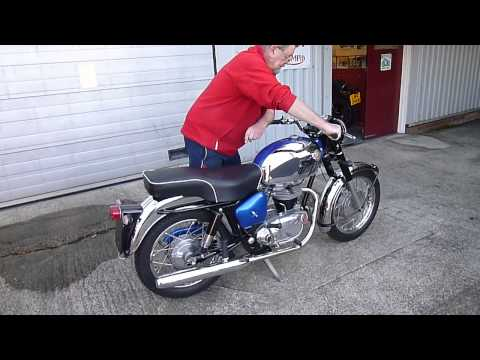 Royal Enfield Crusader Restoration
