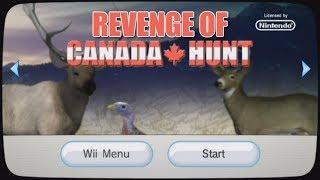 REVENGE of Canada 🍁 Hunt | Wii Wednesdays Ep. 16