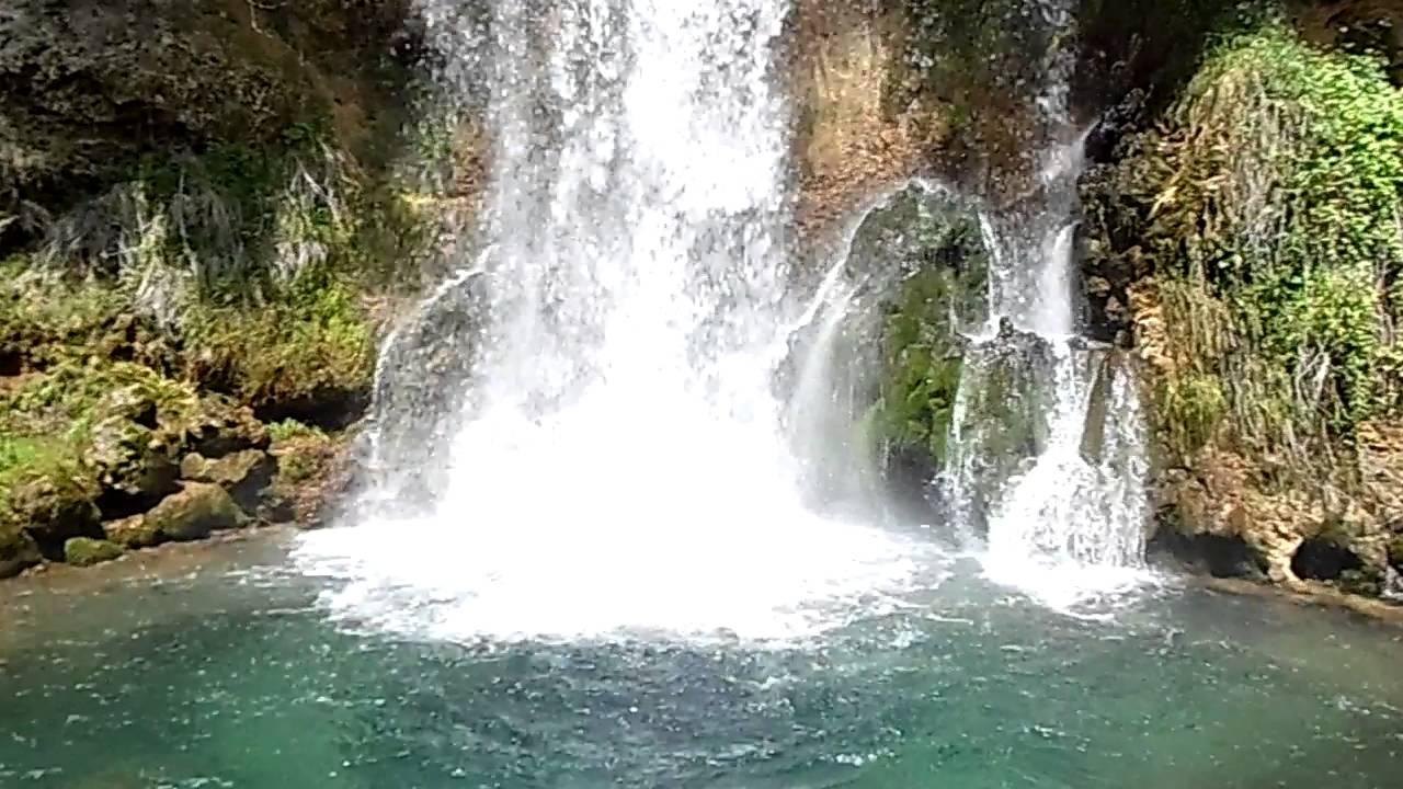 """Vodopad """"Veliki buk"""" - Lisine - YouTube"""