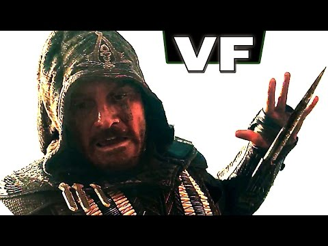 ASSASSIN'S CREED (Film, 2016) - NOUVELLE Bande Annonce VF / FilmsActu streaming vf