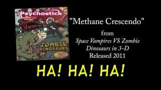 Methane Crescendo + LYRICS [Official] by PSYCHOSTICK