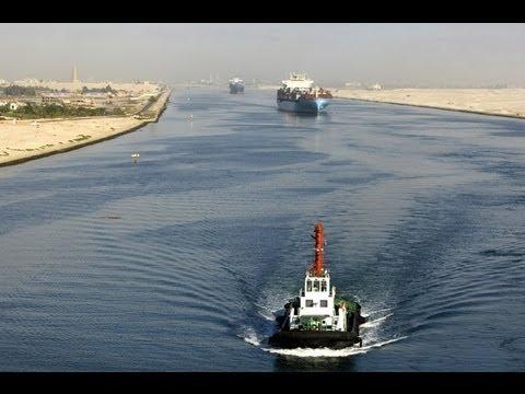 Egypt - Suez Canal Transit