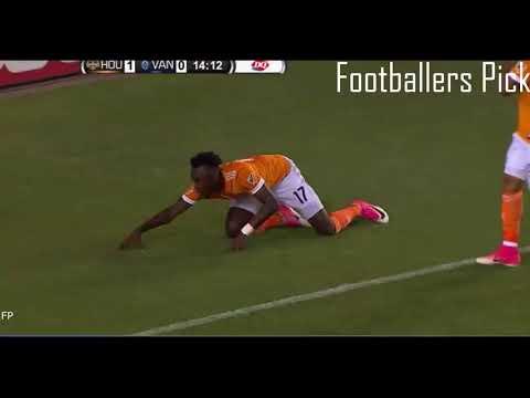 Alberth Elis - All Goals Houston Dynamo MLS 2017