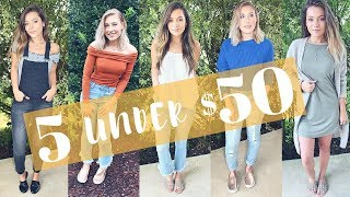Maddie & Tae: How To Buy 5 Outfits For Under $50