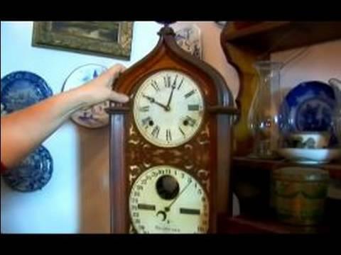 Antiques: Collecting 19th Century Clocks : Prices of Antique Clocks