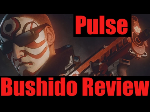 Rainbow Six Siege: Pulse Bushido Set Review