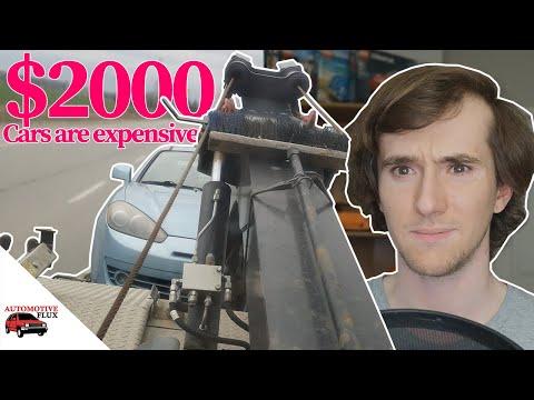 $2000 Repair On My $1800 Car.... Tiburon Update