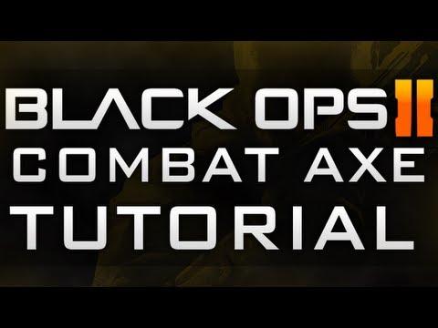 Black Ops 2 Grind Combat Axe Tutorial - Bomb Spots