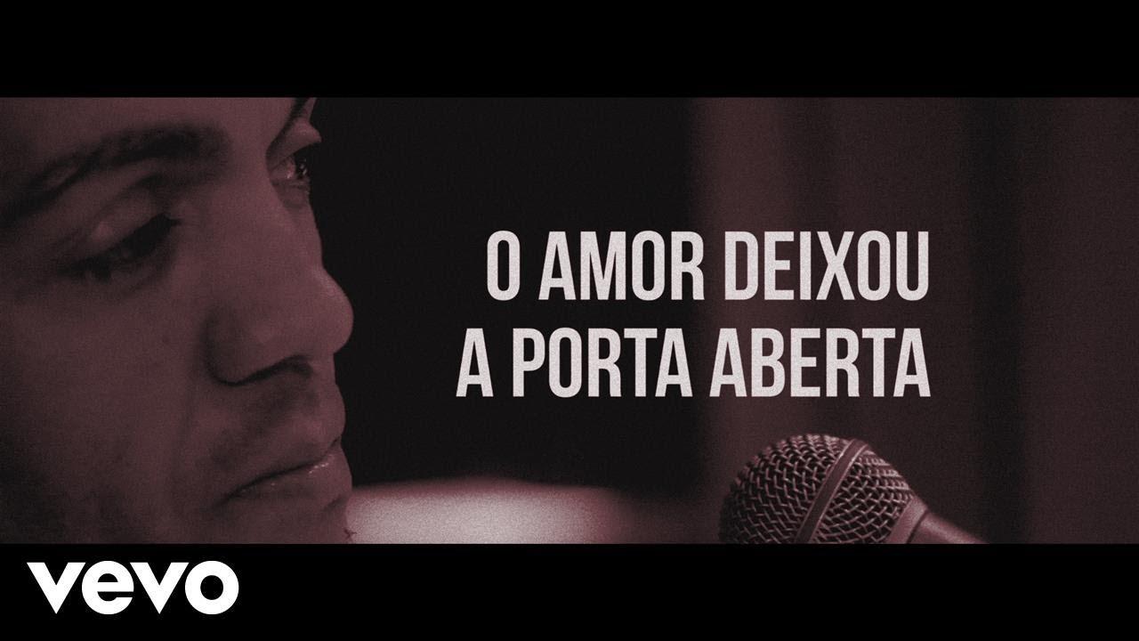 Belo - Porta Aberta (Lyric Video)