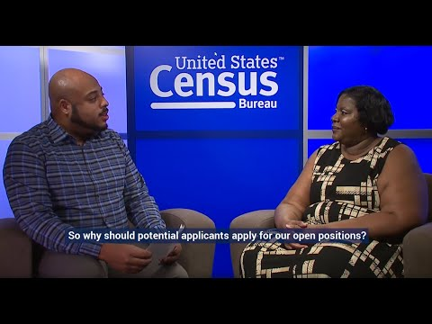 3 Questions: 2020 Census Recruiting & Jobs