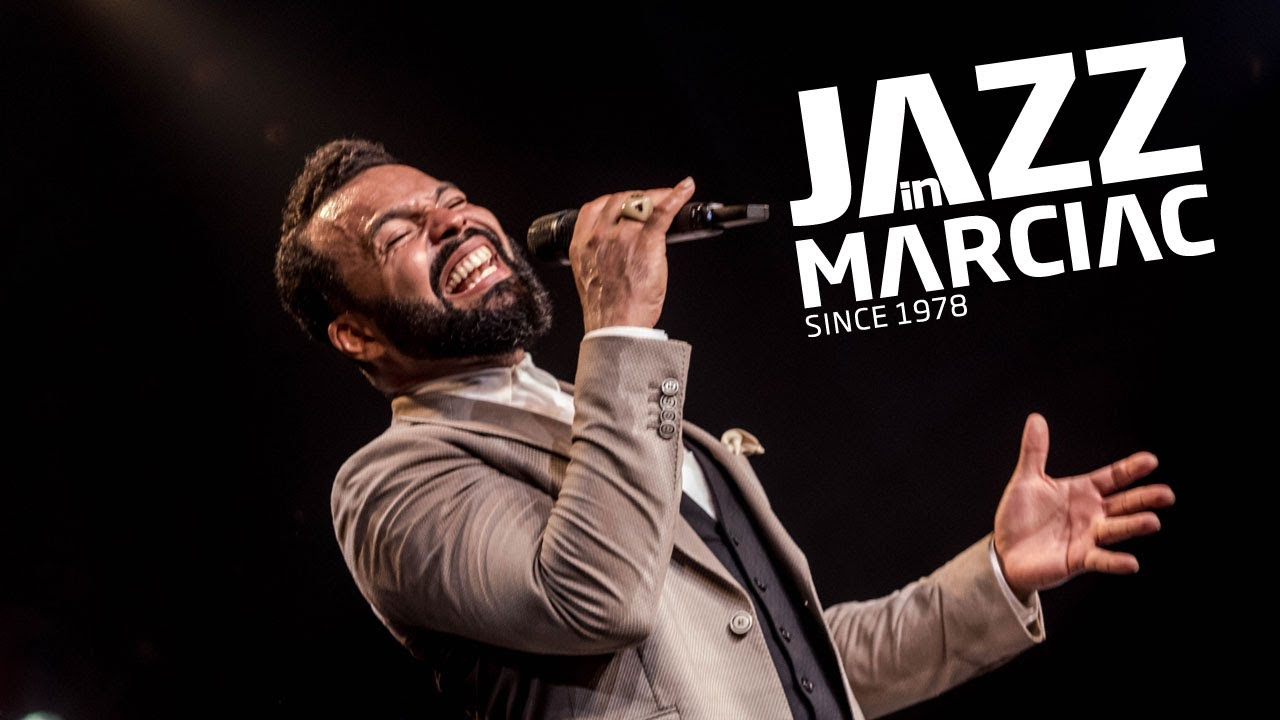 "Myles Sanko ""Come On Home"" @Jazz_in_Marciac 2018"