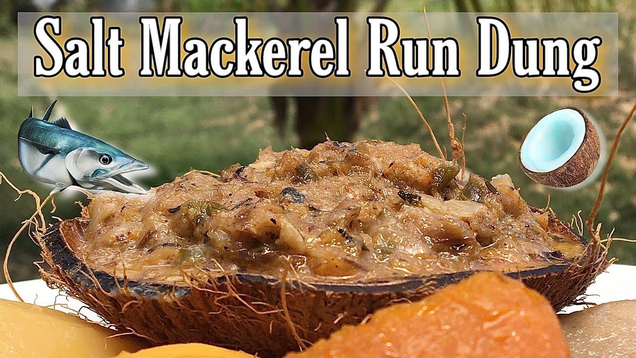 try this jamaican breakfast staple  salt mackerel run