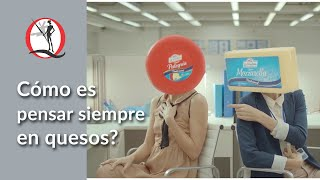 Publicidades LA PAULINA - Pensamos todo el tiempo en quesos ...
