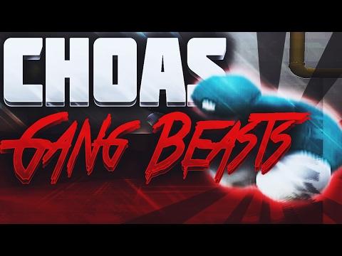 YOU CAN BODY SLAM | Gang Beasts