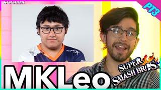 MkLeo campeón mundial de #supersmashbrosultimate / #GGeek EP2 PT3
