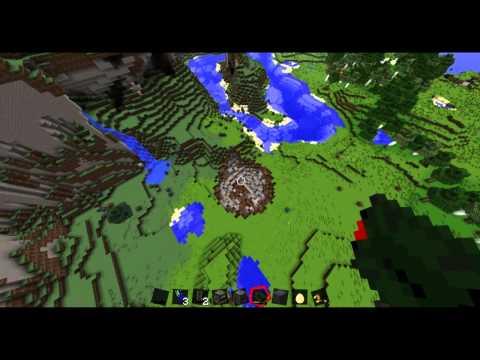 Minecraft ICBM Bunker Testing!