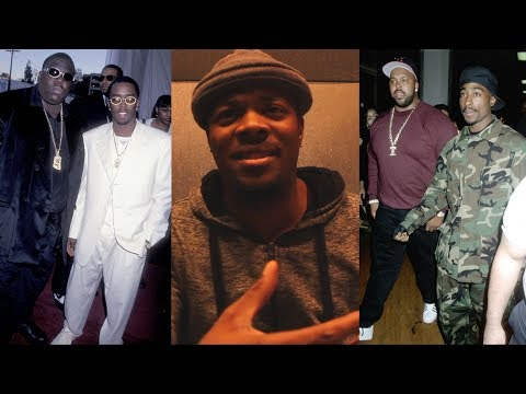 Danny Boy on 2Pac & Suge Knight Confronting Biggie Smalls at 1996 Soul Train Awards