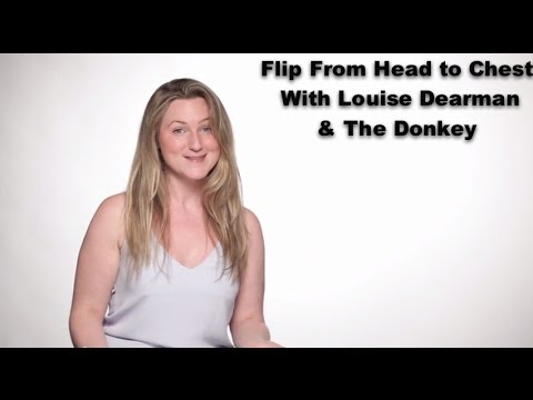 Flip From Head Voice to Chest Voice With Louise Dearman and The Donkey