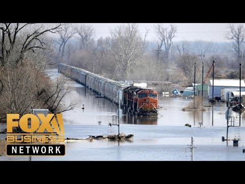 Worst flooding damage in our state's history: Nebraska Gov.