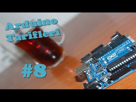 Arduino Tarifleri #8 - Değişken Tanımlama Ve Veri Tipleri - 2 / LRT (720p)
