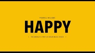 Pharrell Williams- Happy | Letra en inglés y español (Lyrics)
