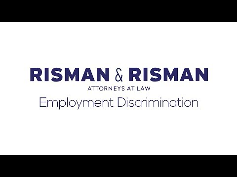 New York City Employment Discrimination Attorney | Risman & Risman, P.C.