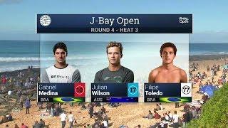 2016 J-Bay Open: Round Four, Heat 3 Video