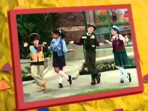 Barney Friends Howdy Friends Ending Credits Youtube