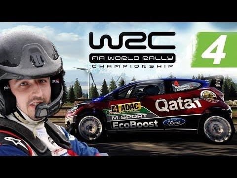 WRC 4 | Zagrajmy W World Rally Championship 4 Z Robertem Kubicą - Xbox 360 Gameplay