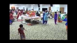 Purnima Garba 2015 Shree RamKabir Mandir Carson