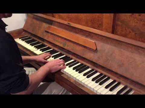 Unfinished sympathy piano cover Massive attack