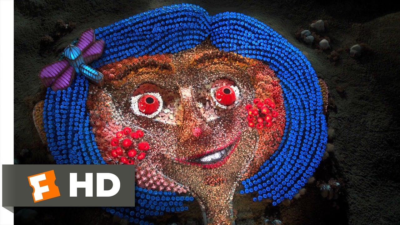 Coraline 5 10 Movie Clip The Magical Garden 2009 Hd