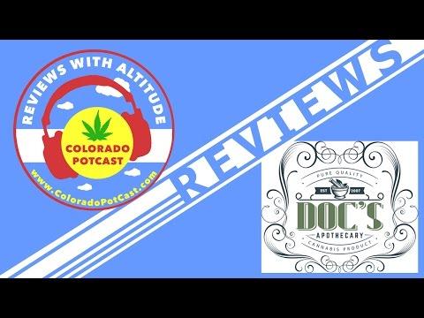 Colorado PotCast #49: Doc's Apothecary